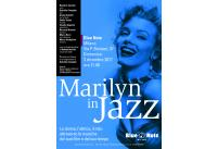 3 dicembre 2017 - Marilyn in Jazz, Blue Note Milano